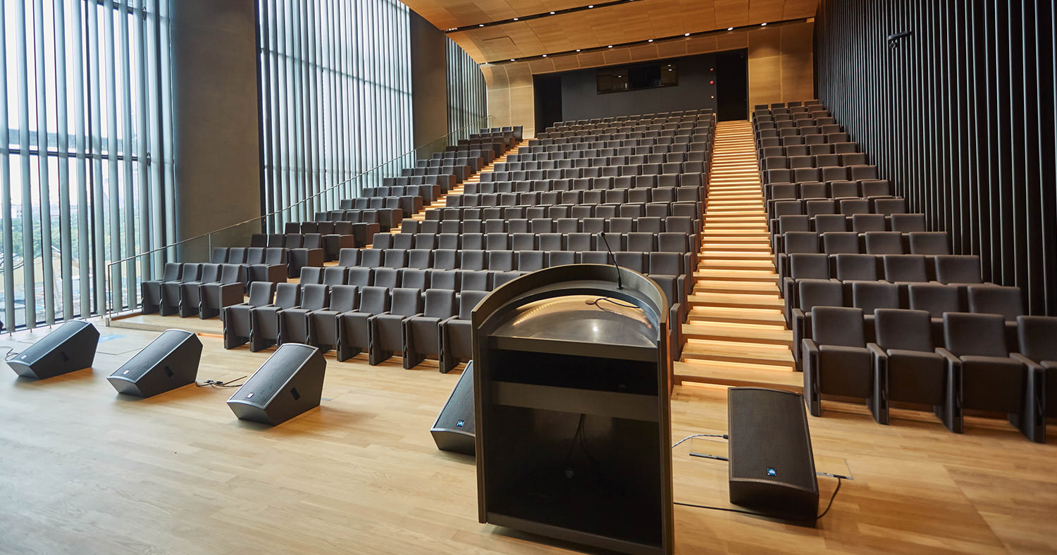 Marina One Auditorium